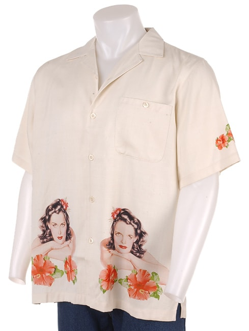 BC Ethic Men's Jane Russell Silk Shirt
