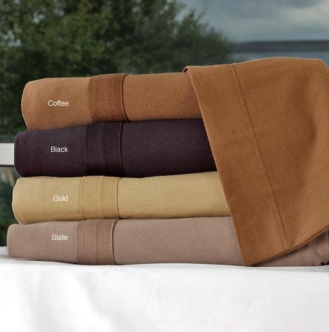 Joseph Abboud Egyptian Cotton Jersey Sheet Set (Twin)