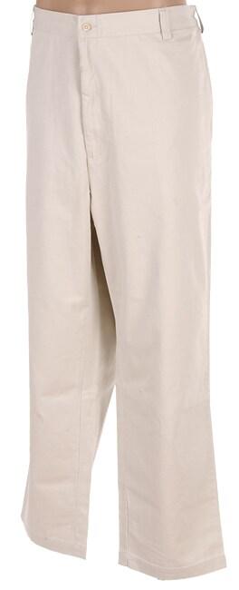 ee43c363049d Shop Polo Ralph Lauren Philip Men s Big   Tall Khaki Pant - Free Shipping  Today - Overstock - 1487268