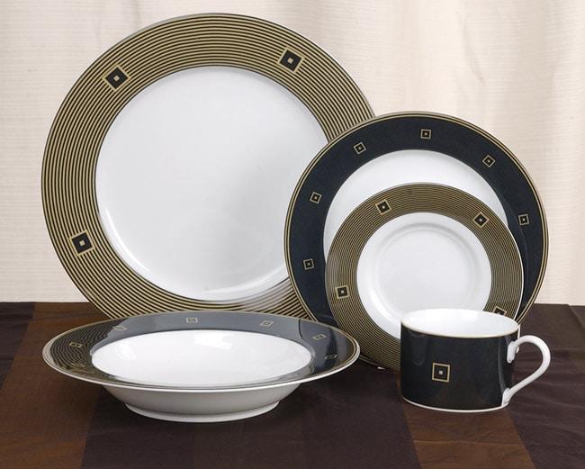 Nikko Scala 20-piece Dinnerware Set