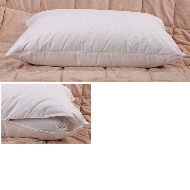 Down Contour Pillow (Jumbo Size)