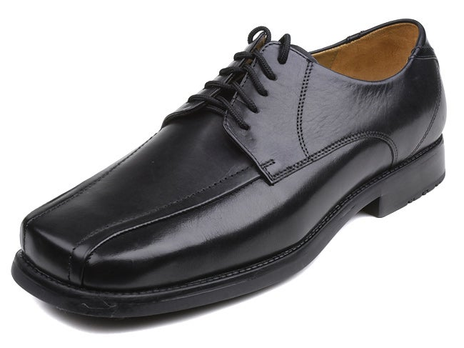 Nunn Bush NXXT Black Keaton Men's Oxford - Free Shipping ...