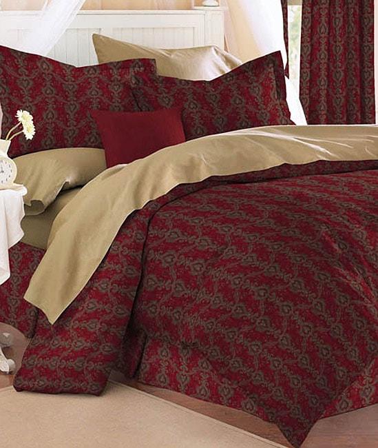 Xavier Luxury Queen Comforter Set