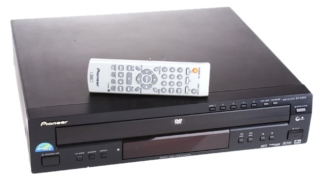 Pioneer DVC-505 5-disc DVD Player (Refurbished)