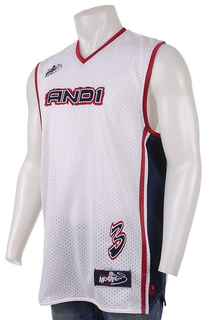 Shop And1 Men S Basketball Jersey Ships To Canada Overstock