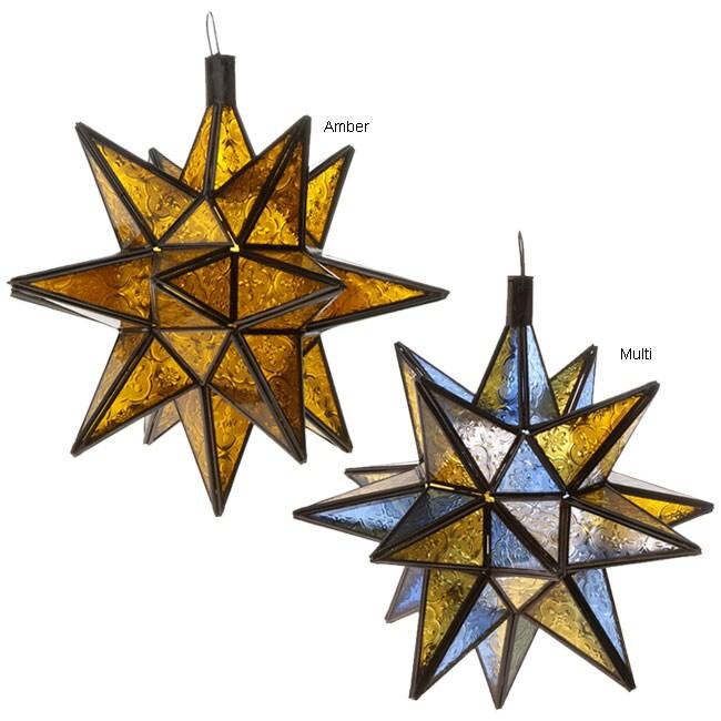 Stars Medium Size Lamp (Morocco)