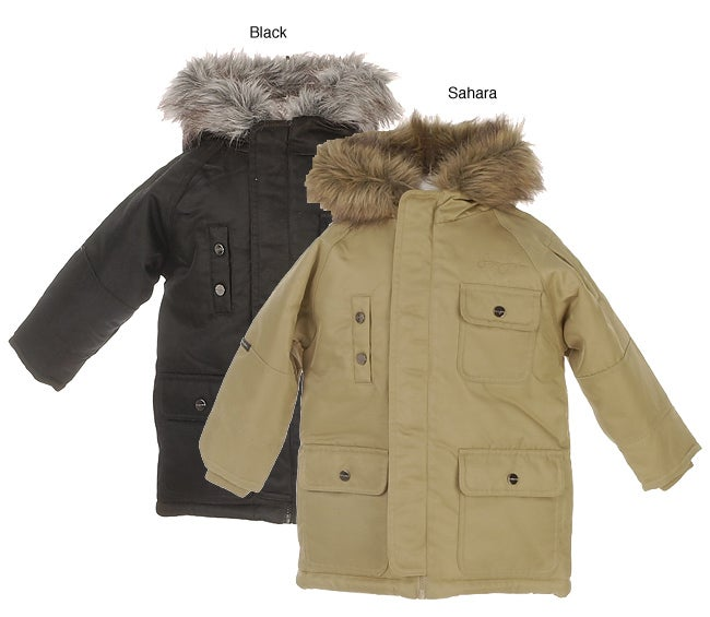 8d36305e6 Shop Sean John Toddler Boy s Snorkel Jacket - Free Shipping Today ...