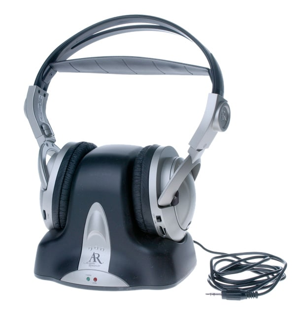 Thumbnail Acoustic Research AW721 900MHz Wireless Headphones Refurbished