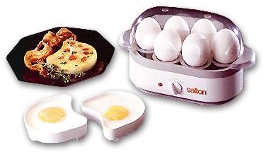 Page 6 of salton egg cooker eg2lt user guide | manualsonline. Com.