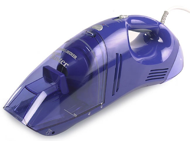 Black And Decker Steambuster Handheld Deep Cleaner And Vac
