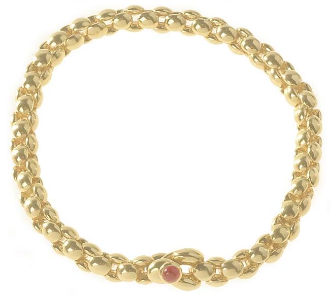 18-kt. Yellow Gold Chain Bracelet