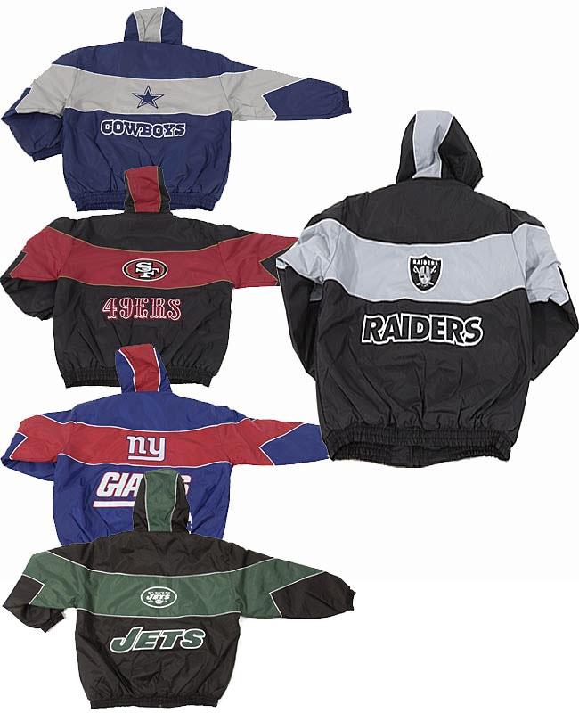 NFL Team Parkas