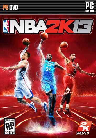 PC - NBA 2K13