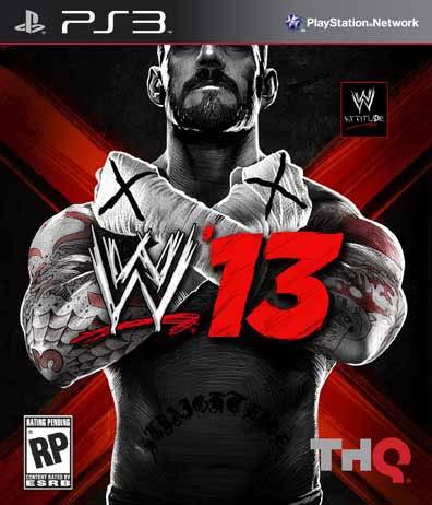 PS3 - WWE '13