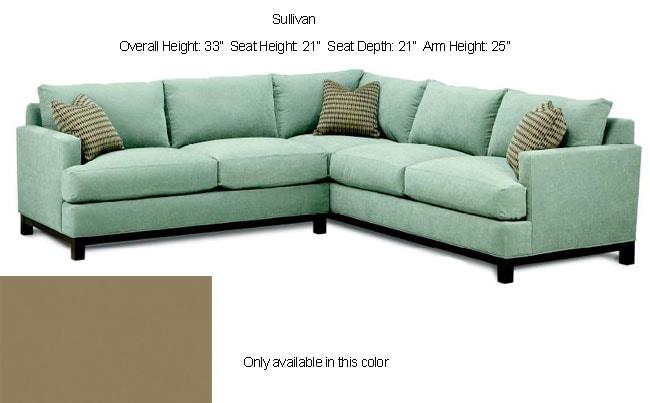Sullivan moss green sectional sofa free shipping today for Moss green sectional sofa