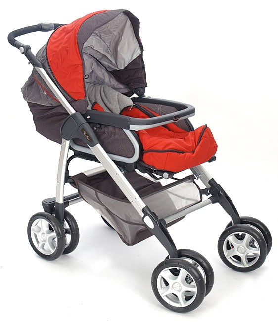 Shop Silver Cross Salsa Linear Freeway Stroller Free