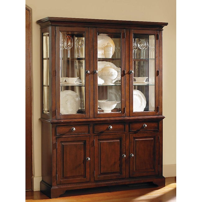 Nathan Hale Buffet And Hutch Free Shipping Today 80001069