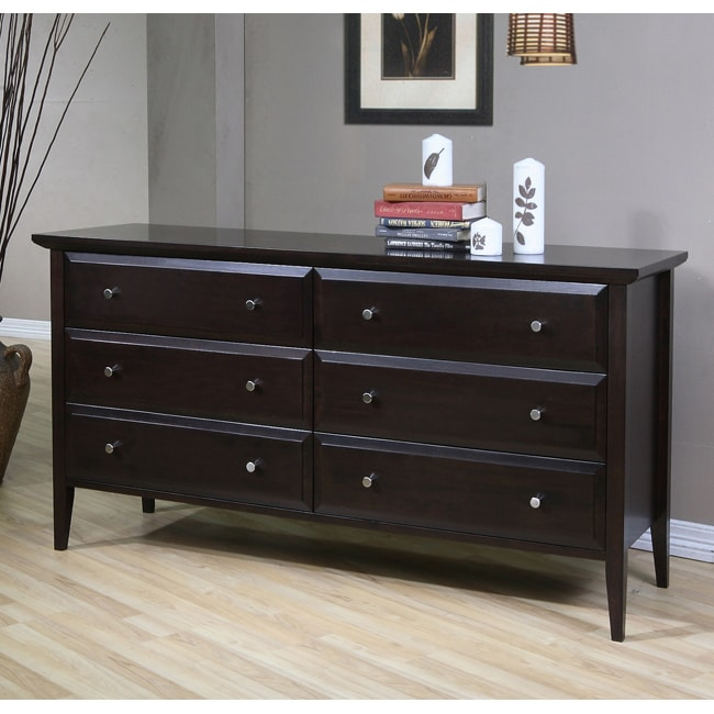 Coventry 6-drawer Dresser