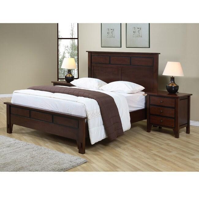 Talisman Queen-size Bed