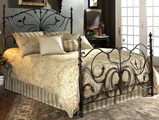 Shop Wisteria Twin Size Bedframe Free Shipping Today Overstock