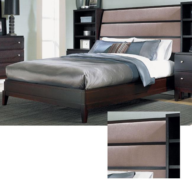 austin mocha eastern king size bed - Bed Frames Austin