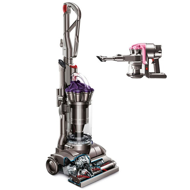 Dyson Dc28 Animal Upright Vacuum With Free Dyson Dc 16