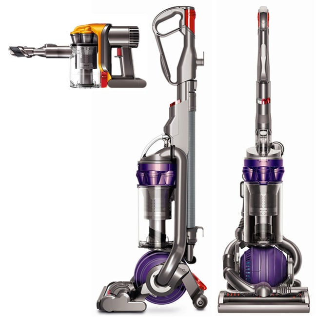 Shop Dyson Dc25 Animal Vacuum With Dc31 Handheld Vacuum