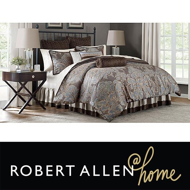 Robert Allen Vernay King-size 6-piece Comforter Set