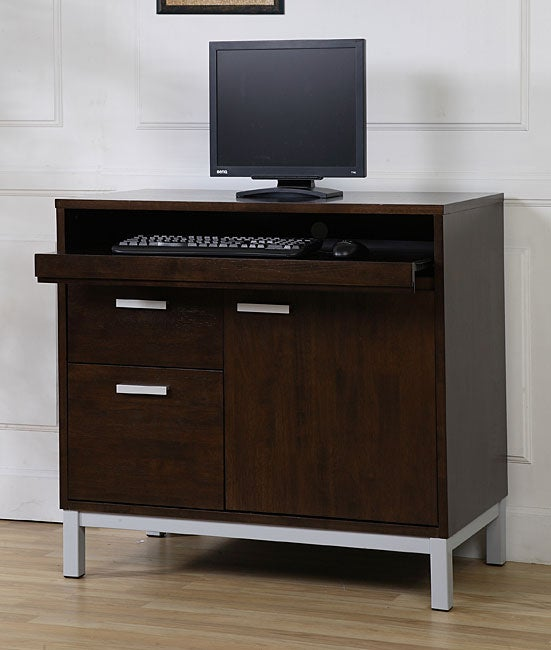 Tacoma Office Cabinet Free Shipping Today Overstock