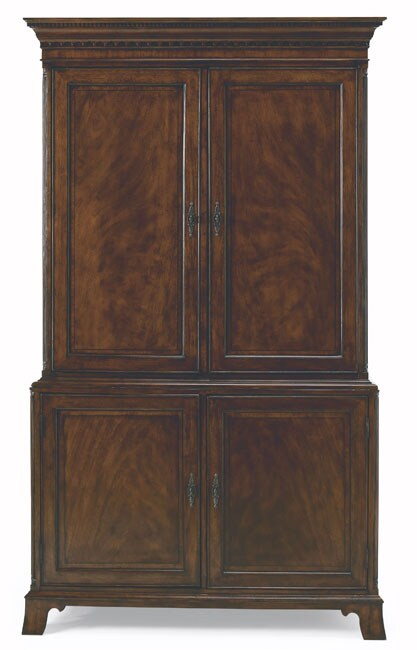 Drexel Heritage British Accents Maldon Armoire Free