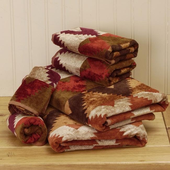 Croscill Santa Fe Towels (Set of 6)