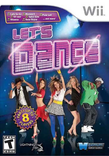 Wii - Let's Dance