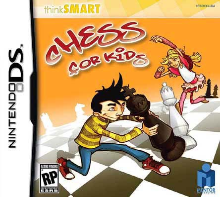 NinDS - Chess Attack!