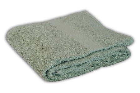 Fieldcrest Luxury Sage Bath Sheets Pair