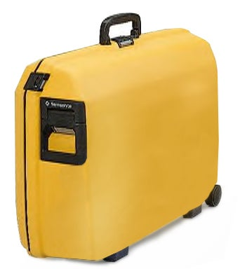 Samsonite Yellow Hard Suitcase | Luggage And Suitcases