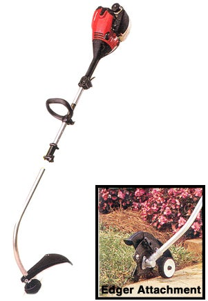 Homelite Split Boom Trimmer with Edger Attachment