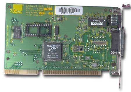 3COM ETHERLINK III ISA 3C509 DRIVER FOR WINDOWS MAC