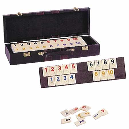 Tile Rummy Set In Attache Case Free Shipping On Orders Over 45 31810