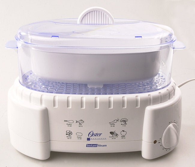 Sunbeam Food Steamer Refurbished Free Shipping On