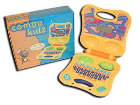 Compukids Educational Toy Computer