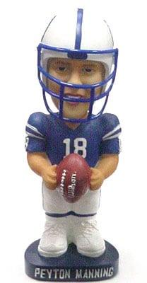 Peyton Manning Bobble Head Doll