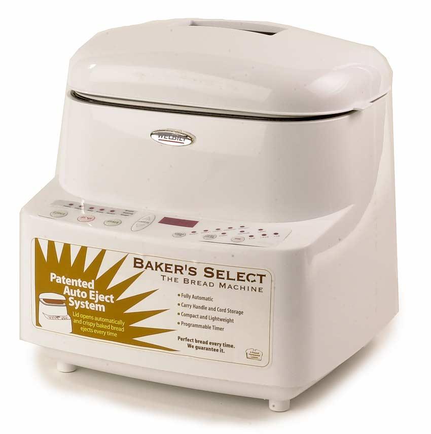 Welbilt Baker's Select Bread Machine (Refurbished) - Free Shipping ...
