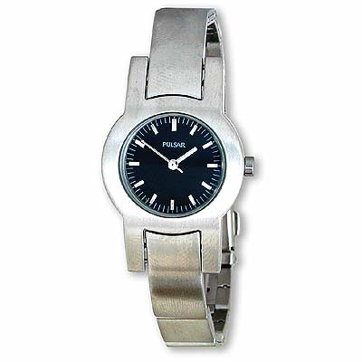Pulsar by Seiko Ladies Stainless Steel Watch