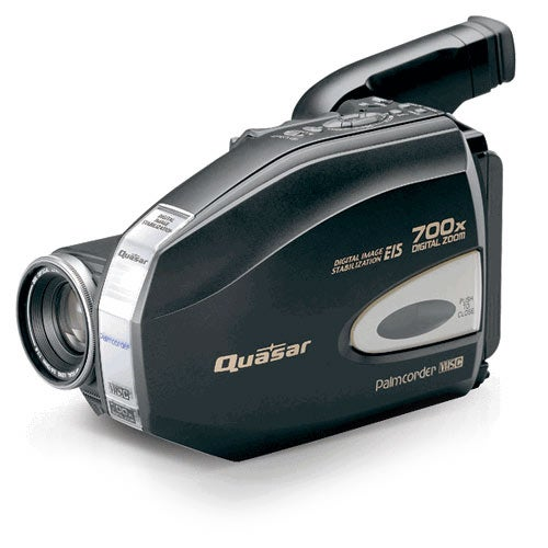 Quasar Vm-d52 Vhs-c Camcorder  Refurbished  - Free Shipping Today - Overstock Com