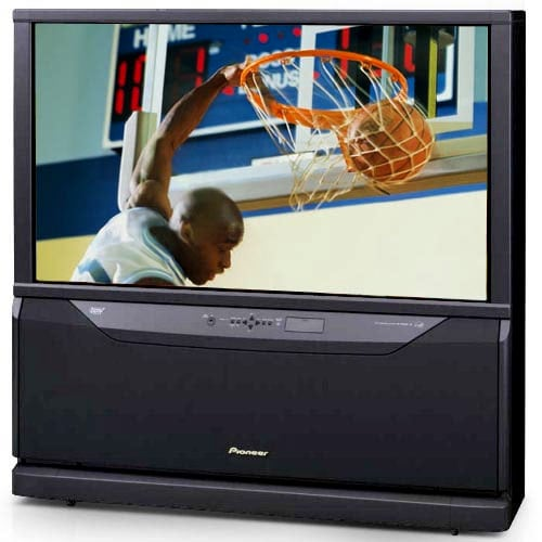 Pioneer 64-inch HDTV Widescreen Projection TV (Refurbished)