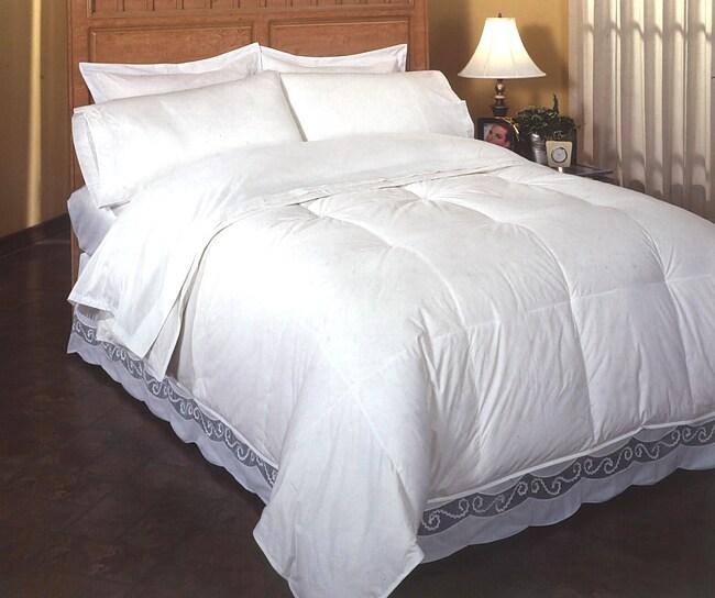 Oversized Goose Down Comforter