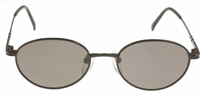 Shop Nikon Black Titanium Polarized 49mm Sunglasses - Free Shipping ...