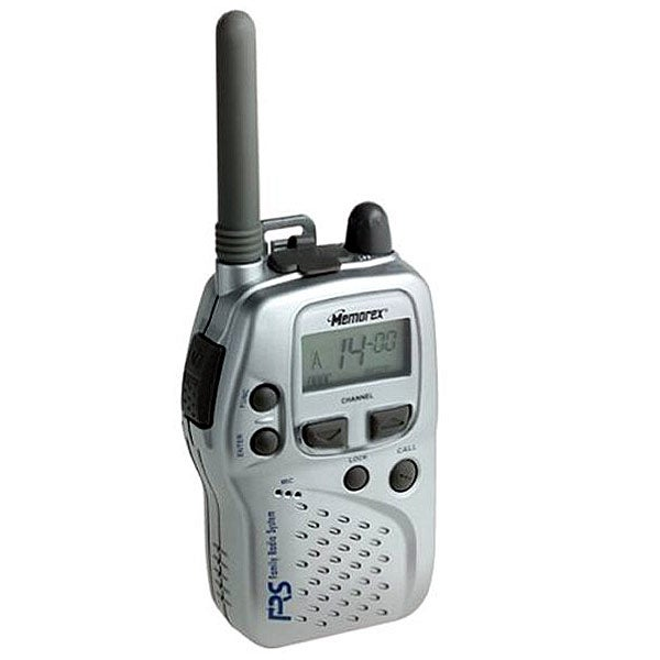 Memorex MK1980 14-Channel FRS Two-way Radio