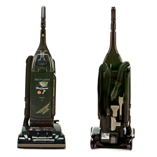 Hoover Windtunnel Self Propelled Upright Vacuum