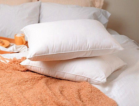 Extra Soft Down Pillows (Set of 2)